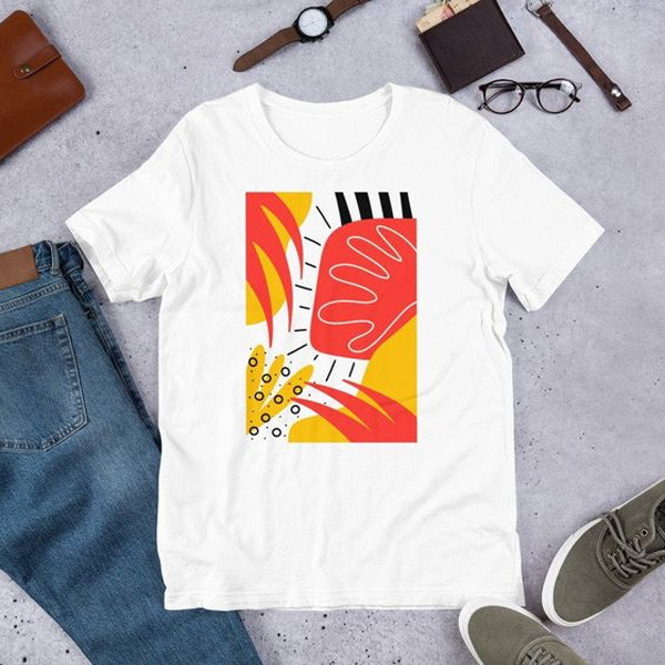 T shirt printing in Dubai