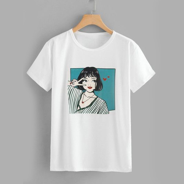 T shirt printing Abu Dhabi